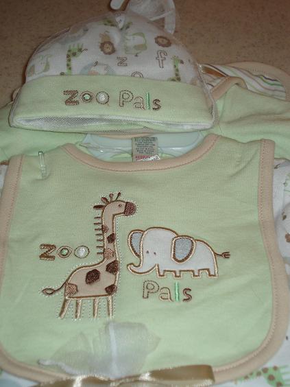 فروش لباس نوزادی خارجی